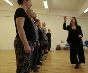 Kurs Dansteater TeaterAlliansen 20108