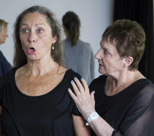 TeaterAlliansen, kompetensutveckling, skådespelare, Nadne George