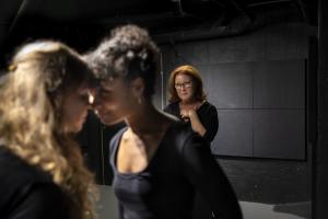 Teateralliansen kompetensutveckling intimitetsregi